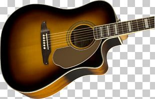 Acoustic Guitar Acoustic-electric Guitar Musical Instruments Fender California Series PNG