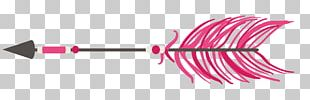 Bohemianism Arrow Pattern PNG
