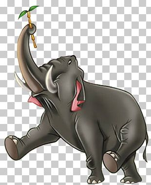Colonel Hathi The Jungle Book National Geographic Animal Jam Elephant Hathi Jr. PNG