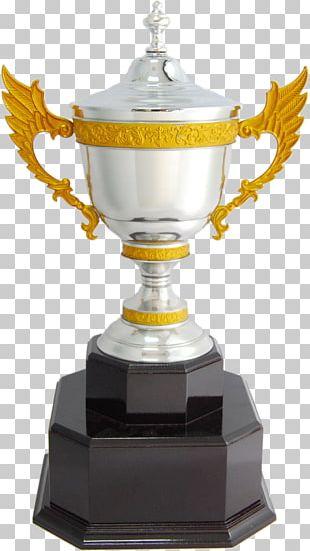 Pewter Tin Kho Khuat Trophy PNG