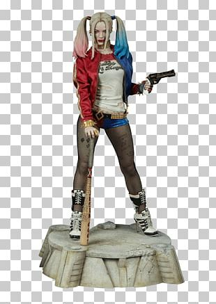 Harley Quinn Joker Bane Sideshow Collectibles Action & Toy Figures PNG
