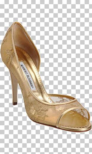 Sandal High-heeled Shoe Wedding Dress Bride PNG