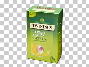 Green Tea Sencha Twinings Tea Bag PNG