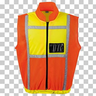 T-shirt High-visibility Clothing Workwear Gilets PNG