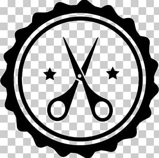 Comb Moustache Scissors Cosmetologist Beauty Parlour PNG