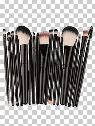 Makeup Brush Cosmetics Make-up Eye Shadow PNG
