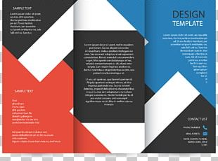Marketing Brochure Flyer Template PNG