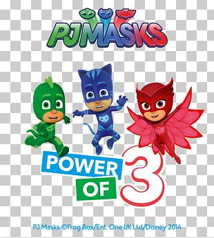 PJ Masks United Kingdom Entertainment One Character PNG