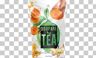 Tea Bag Drink Infuser Lemon Tea PNG