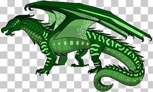 Wings Of Fire Dragon Nightwing Light Color PNG