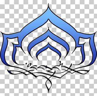 Warframe Symbol Nelumbo Nucifera Sign PNG