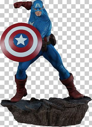 Captain America Spider-Man Figurine Marvel Cinematic Universe S.H.I.E.L.D. PNG