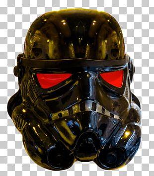 Star Wars Black Helmet PNG