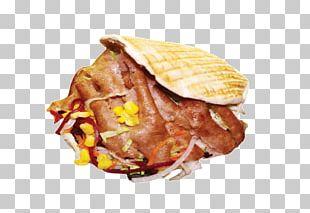 Breakfast Sandwich Fast Food Doner Kebab Roast Chicken PNG
