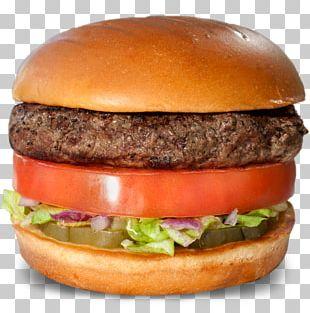 Cheeseburger Hamburger Whopper Slider Buffalo Burger PNG