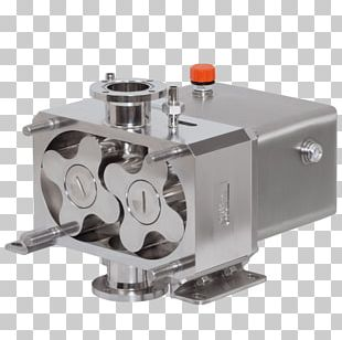 Lobe Pump Industry Machine PNG
