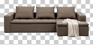 Sofa Bed Couch Furniture Wall PNG