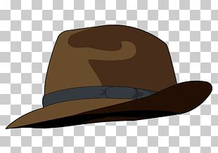 Fedora T-shirt Hat Clothing Accessories PNG