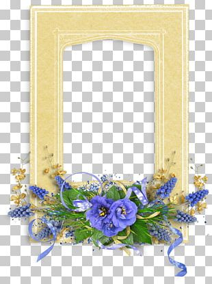 Floral Design Cut Flowers Flower Bouquet Frames PNG