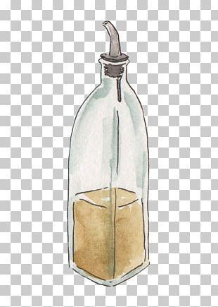 Bottle Olive Oil PNG