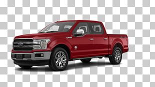 Ford Motor Company Pickup Truck Car 2018 Ford F-150 King Ranch PNG