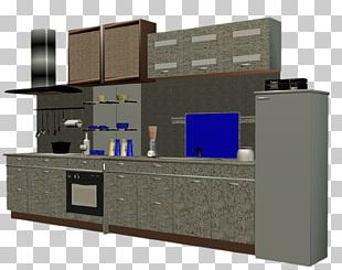 Kitchen 3D Computer Graphics PNG