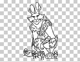 Tooth Fairy Jack Frost Bunnymund Easter Bunny Free Coloring Pages PNG