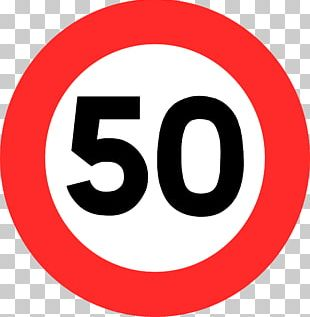 Traffic Sign Speed Limit Car Road Signs In France PNG