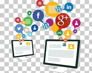 Social Media Marketing Digital Marketing Search Engine Optimization Website PNG