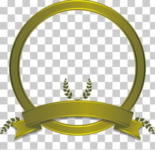 Love Ribbon Ring PNG