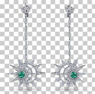 Earring Jacob & Co Gemstone Jewellery Diamond PNG