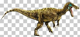 Baryonyx Spinosaurus Suchomimus Pteranodon Microceratus PNG