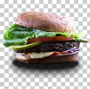 Buffalo Burger Cheeseburger Whopper Hamburger Slider PNG