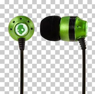 Headphones IPod Shuffle Microphone IPad 3 Skullcandy INK'D 2 PNG