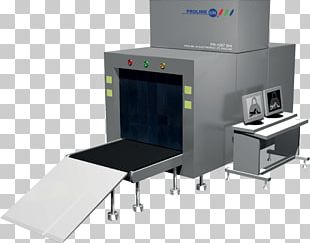 Airport Security Baggage Scanner Backscatter X-ray PNG
