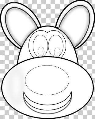 Line Art Black And White Coloring Book Cartoon PNG