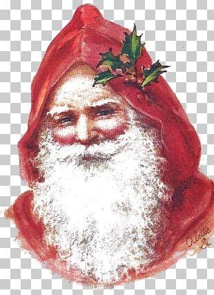 Santa Claus Christmas Ornament Christmas Card Christmas Day Gift PNG
