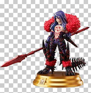 Fate/stay Night Fate/Grand Order Figurine Cuchulain Model Figure PNG