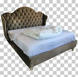 Bed Frame Mattress Box-spring Sofa Bed Couch PNG