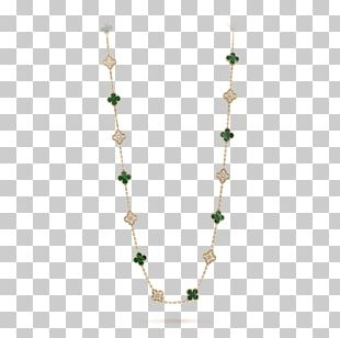 Necklace Jewellery Van Cleef & Arpels Chain Earring PNG