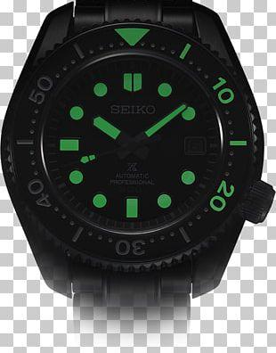 Seiko Diving Watch セイコー・プロスペックス Clock PNG