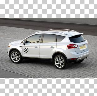 Car Ford EcoSport Sport Utility Vehicle Ford Edge PNG