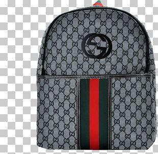 Gucci Backpack Louis Vuitton Bag Fashion PNG