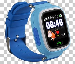 Smartwatch GPS Navigation Systems Child GPS Watch PNG