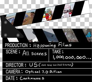 Clapperboard Film Director Drawing Movie Camera PNG