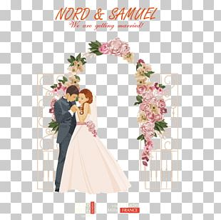 Wedding Illustration PNG