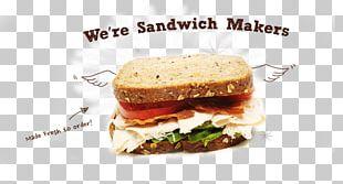 Breakfast Sandwich Hamburger Fast Food Veggie Burger PNG