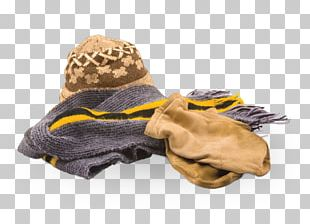 Cap Winter Clothing Glove Scarf PNG