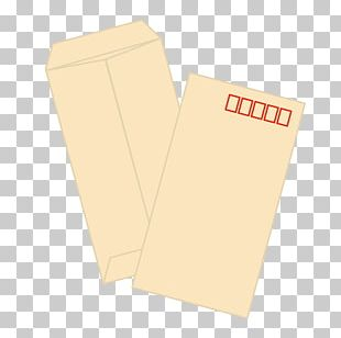Paper 宛名書き Envelope Mail Post Cards PNG