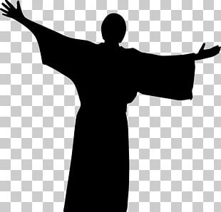 Christian Cross Silhouette Christianity Crucifixion Of Jesus PNG